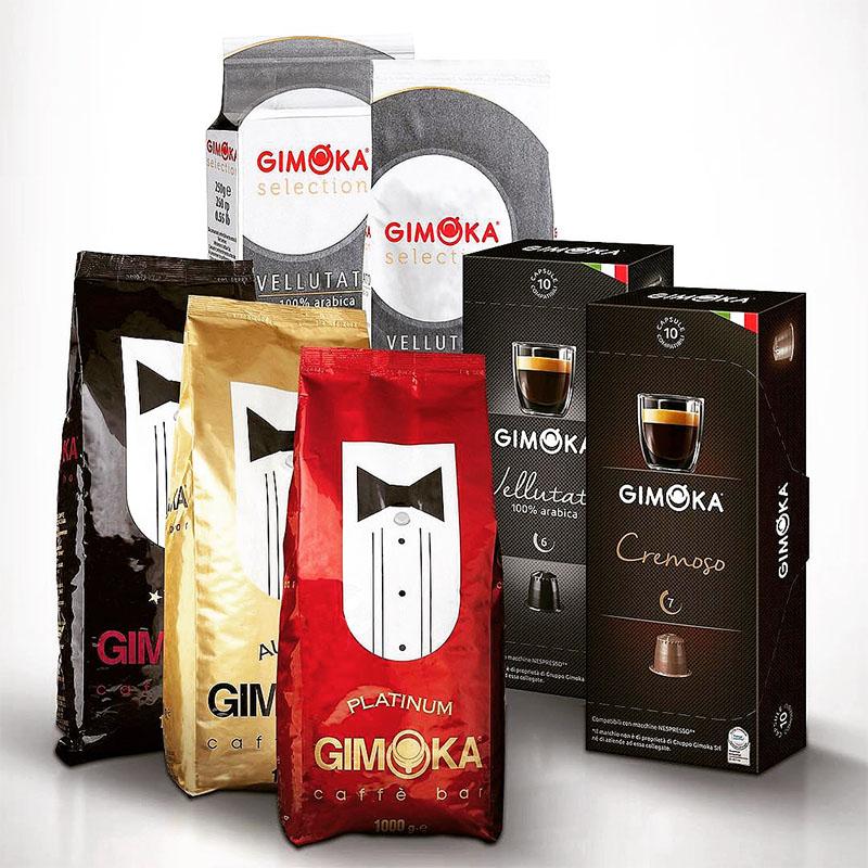 Gimoka Espresso